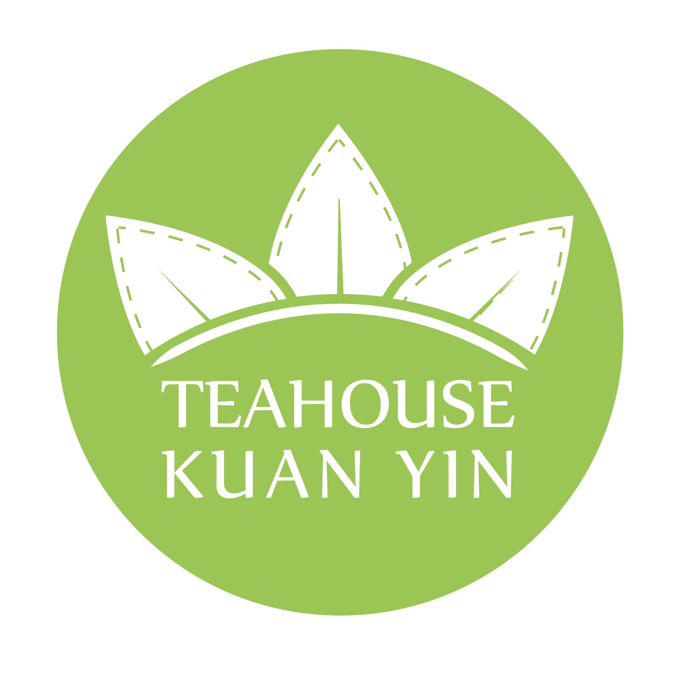 Logo Re-brand - Teahouse Kuan Yin