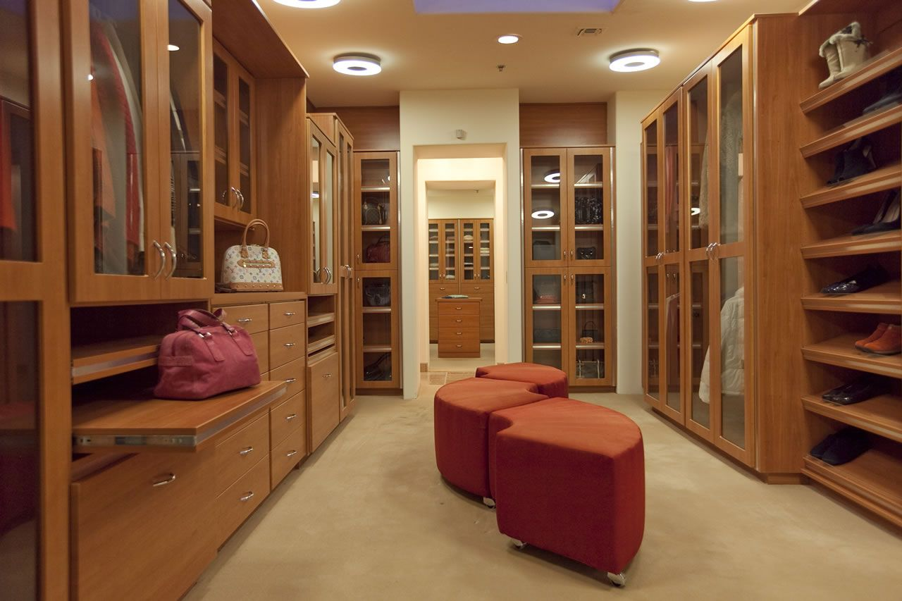 18 fresh and simple master bedroom closet design concept