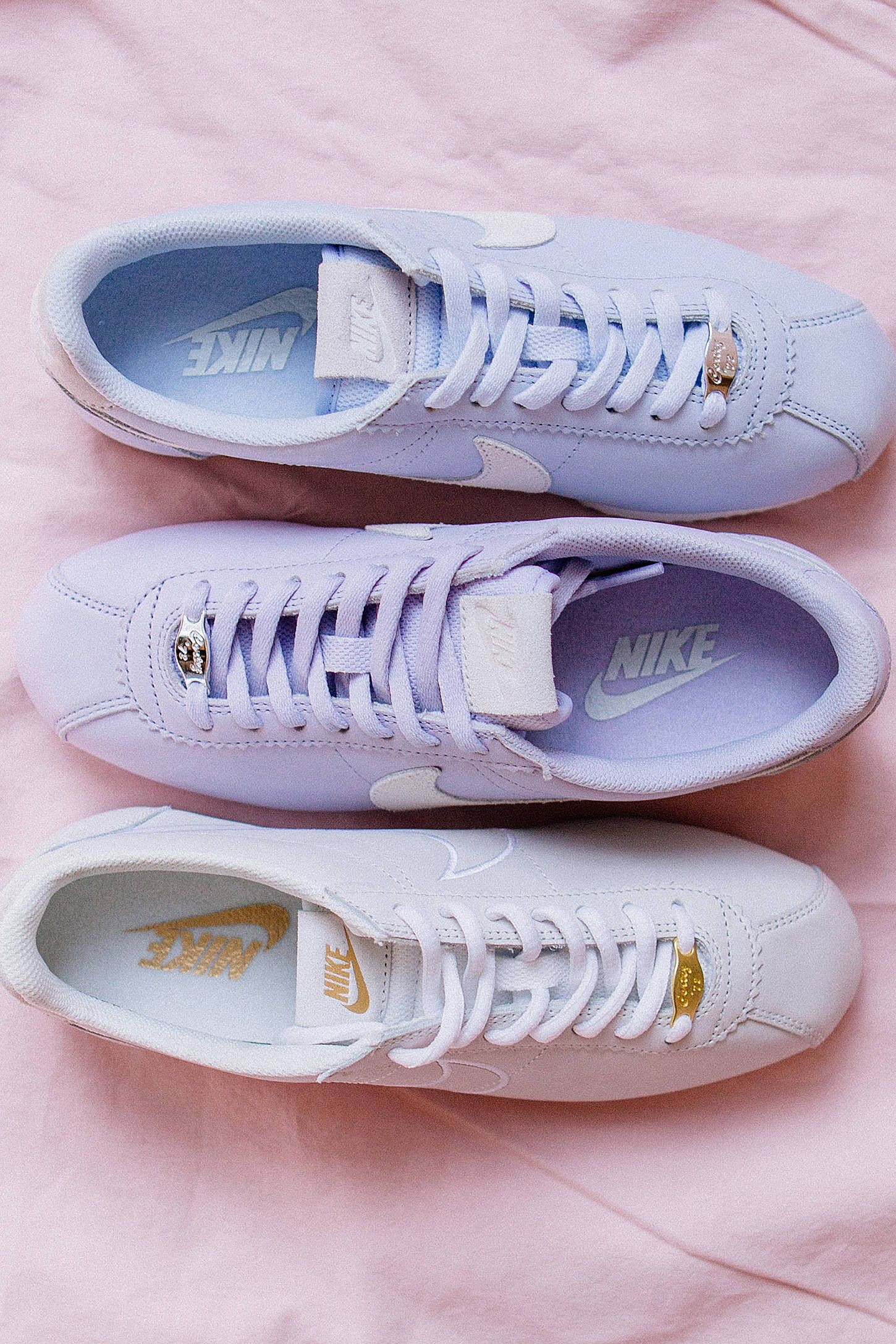 low priced 71d31 8fa11 Nike Classic Cortez Pastel Sneaker   Urban Outfitters