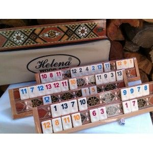 189 00 Unique Father S Day Gift For Dad Beautiful Traditional Turkish Okey Rummy