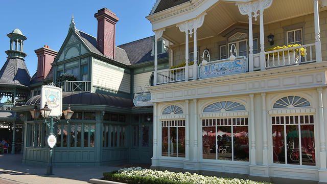 Victoria's Home-Style Restaurant   Disneyland Paris Restaurants   Disneyland Paris
