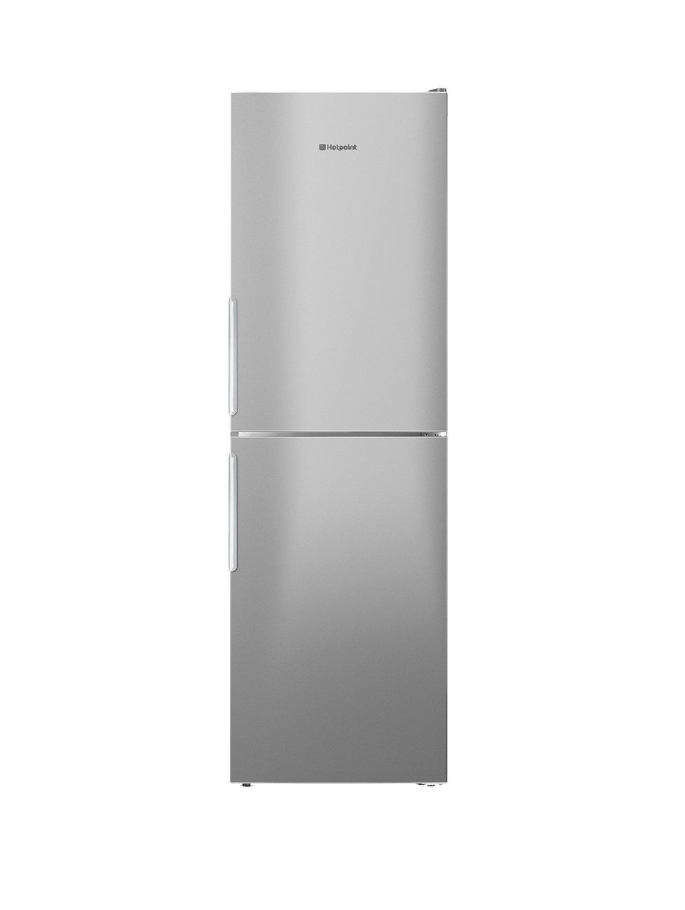 Hotpoint Day 1 XEX95T1IGZ 60cm Frost Free Fridge Freezer Graphite