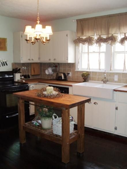 Kitchens on a Budget: Our 14 Favorites From HGTV Fans | Pinterest ...