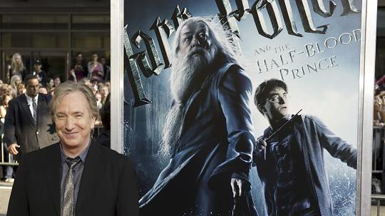 Snape Aus Harry Potter Schauspieler Alan Rickman Ist Tot Schauspieler Alan Rickman Kultur