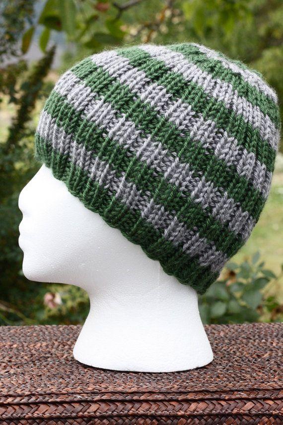 Slytherin Handmade Knit Beanie Cap - Harry Potter | gorro azul ...
