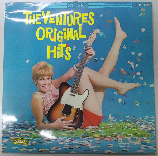 271887c868 The Ventures - The Ventures Original Hits (Vinyl