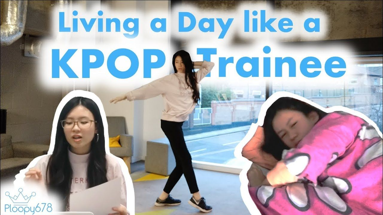 Living A Day Like A Kpop Trainee Ft Holly Ellison From The Voice Uk Amp Tabasco Kpop Idol Kpop Idol