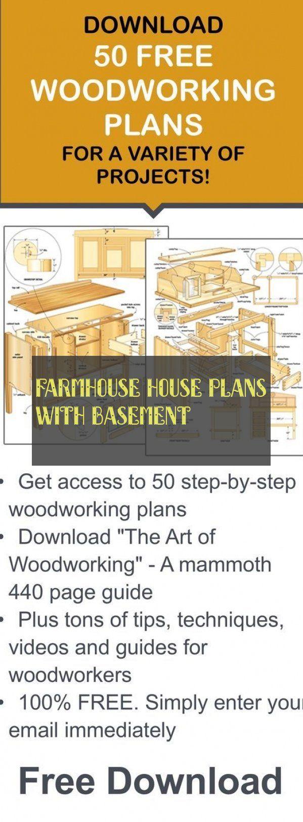 farmhouse house plans with basement