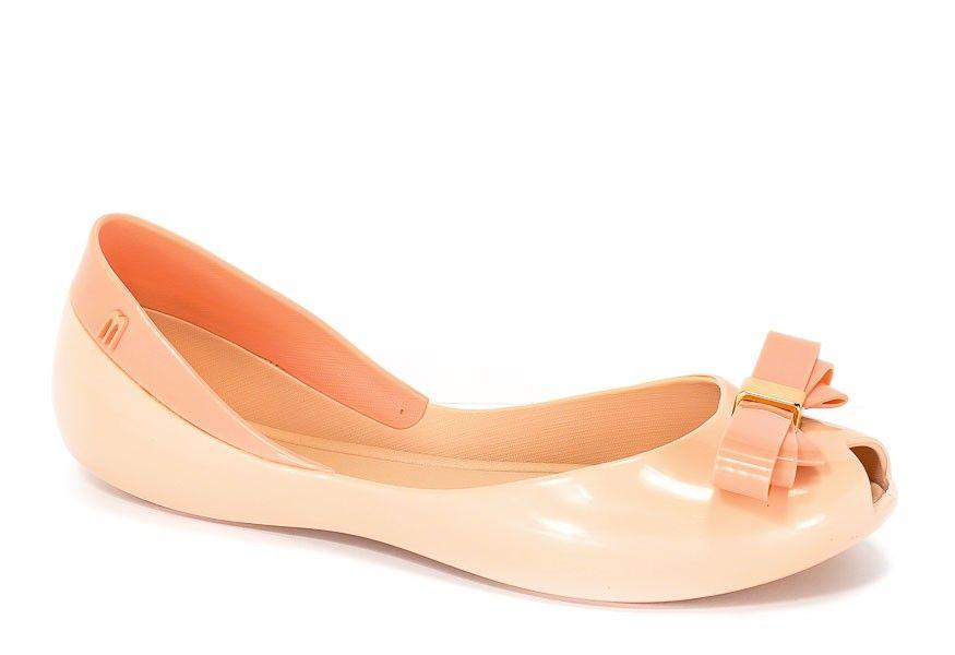 Baleriny Melissa M31878 01276 Light Pink Light Pink Pink Melissa