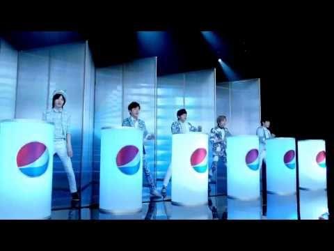 "[HD] 130624 INFINITE (인피니트) - ""OPEN Your Pepsi"" CF - YouTube 인피니트 사랑해 ♥♥♥♥♥♥♥"