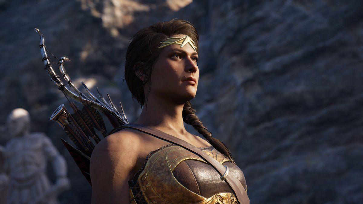 Kassandra Misthios Amazon Warrior Assassin Assassinscreedodyssey Acfinest Ps4share Teamkass Assassins Creed Odyssey Assassin Assassins Creed