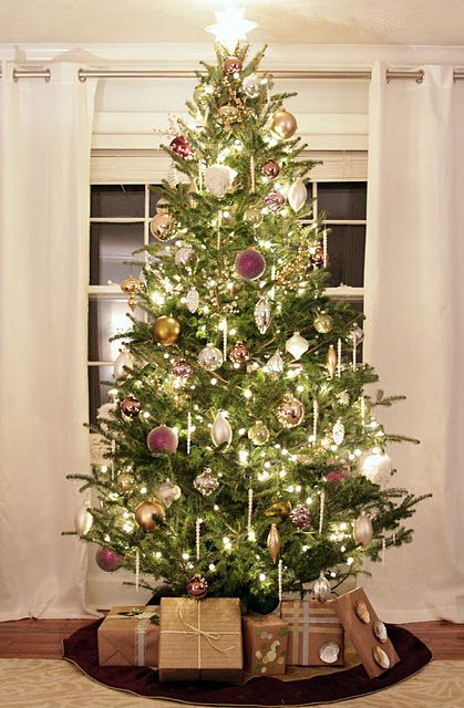 New colors: lime, plum, & metallic tree   White tree ...