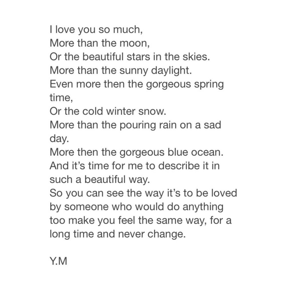I Love You Quotes For Him Tumblr: Image Result For Poetry Love Black And White