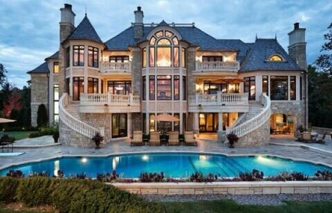 Most beautiful house ever, hands down