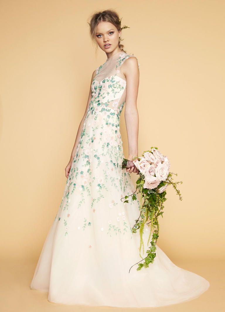 Sabrina Dahan\'s Spring 2017 Wedding Dress Collection Is the ...