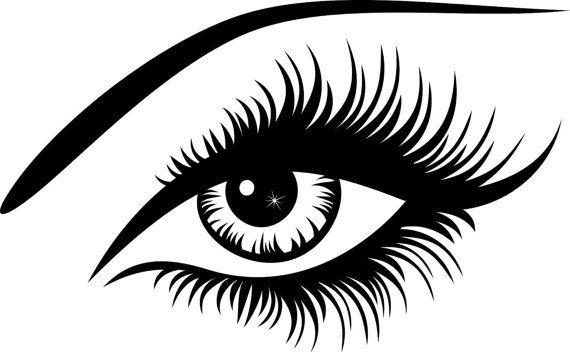 Beautiful Eye decal / sticker with Eye by ...