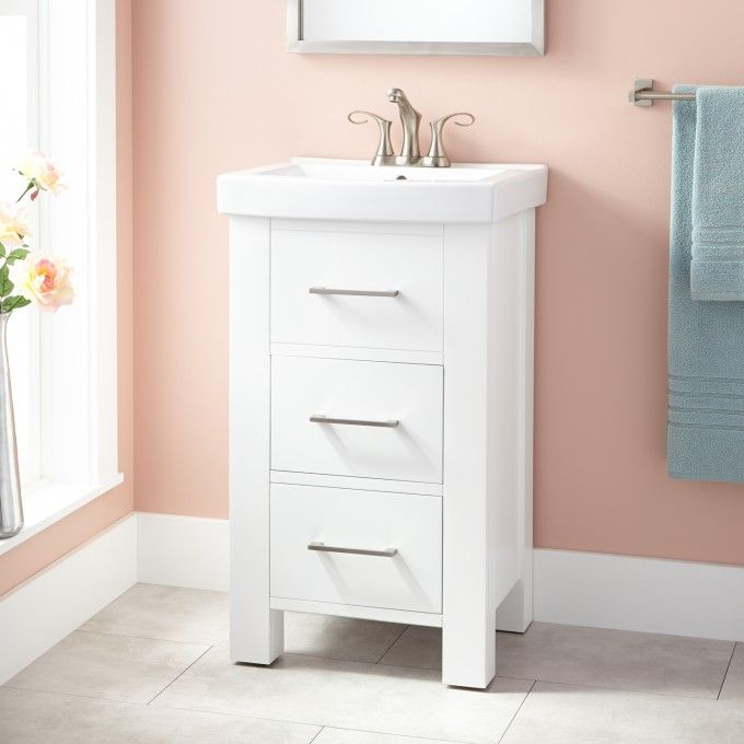 20 Peterson Vanity White Bathroom Vanities Bathroom White Vanity Bathroom Bathroom Furniture Vanity Unique Bathroom Vanity