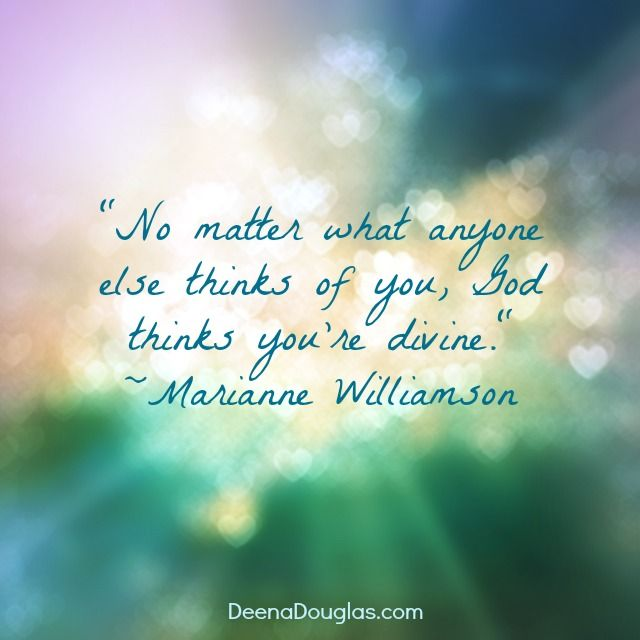 """No You Re Amazing: """"No Matter What Anyone Else Thinks Of You, God Thinks You"""