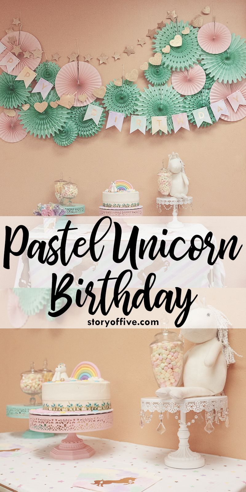 Unicorn Party Birthday Ideas Decor Pastel Gold San Antonio Venue Just Add Children Play Place Best Parties For Kids In