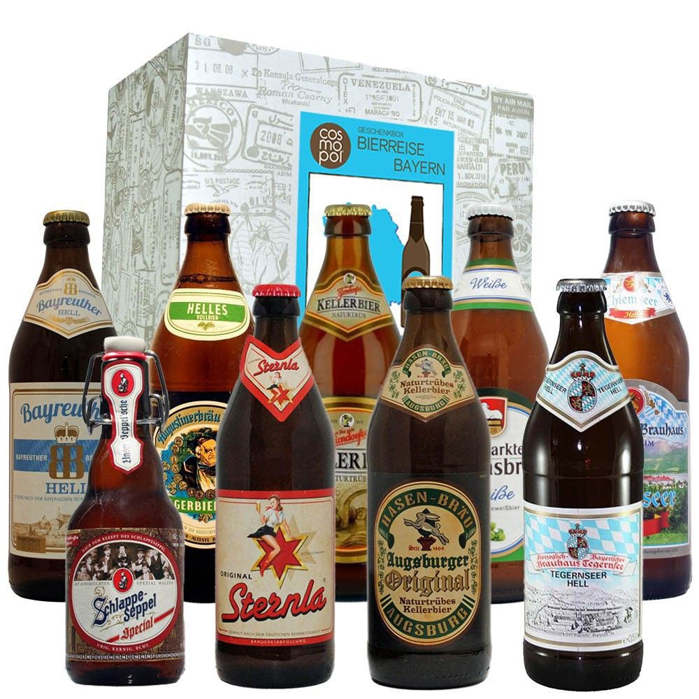 bayrisches bier in all seiner vielfalt entdecken – ganz einfach und