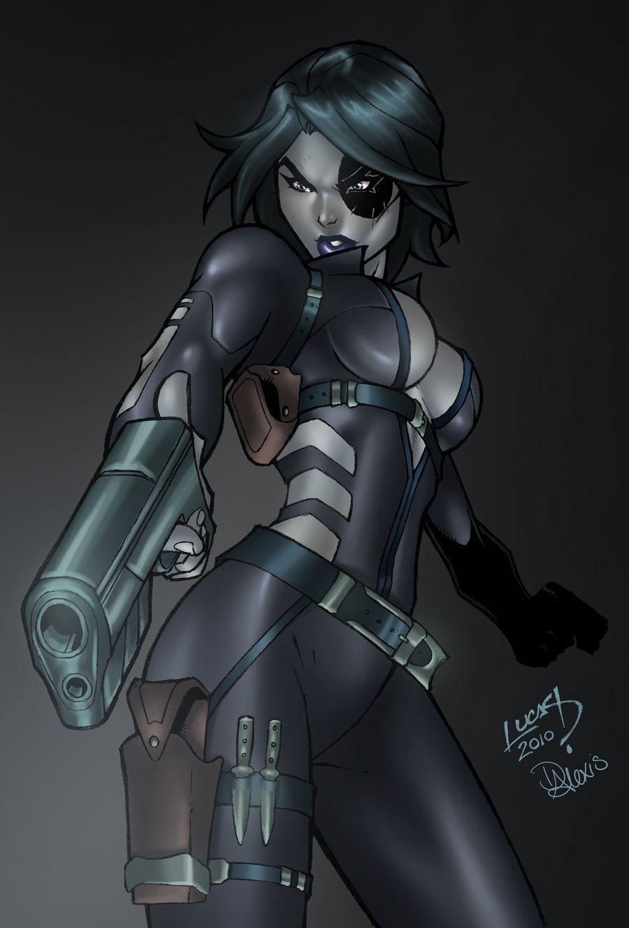 Domino COLORED III by LucasAckerman.deviantart.com on @DeviantArt