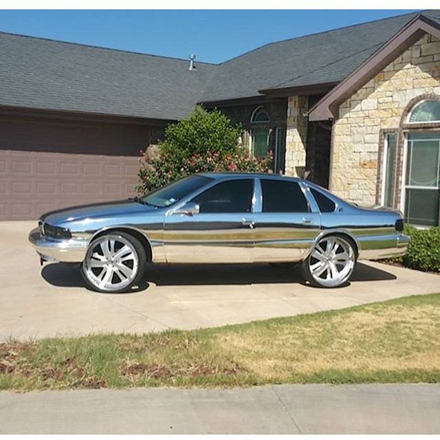 Whipcentral At A1whipss Chevy Chevrolet Donk Caprice Impala