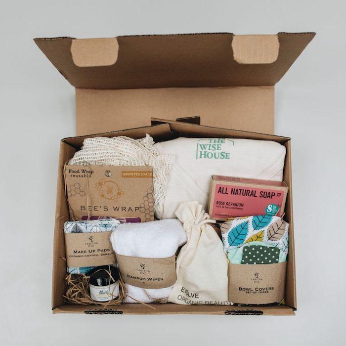 ▷ 1001 + idées de cadeau zéro déchet pour offrir de joie écolo