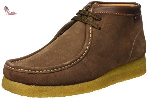 Brown Sebago suede Marrone Eu 44 Adulte Koala Brogues Mixte Hi xqnU0H1qa