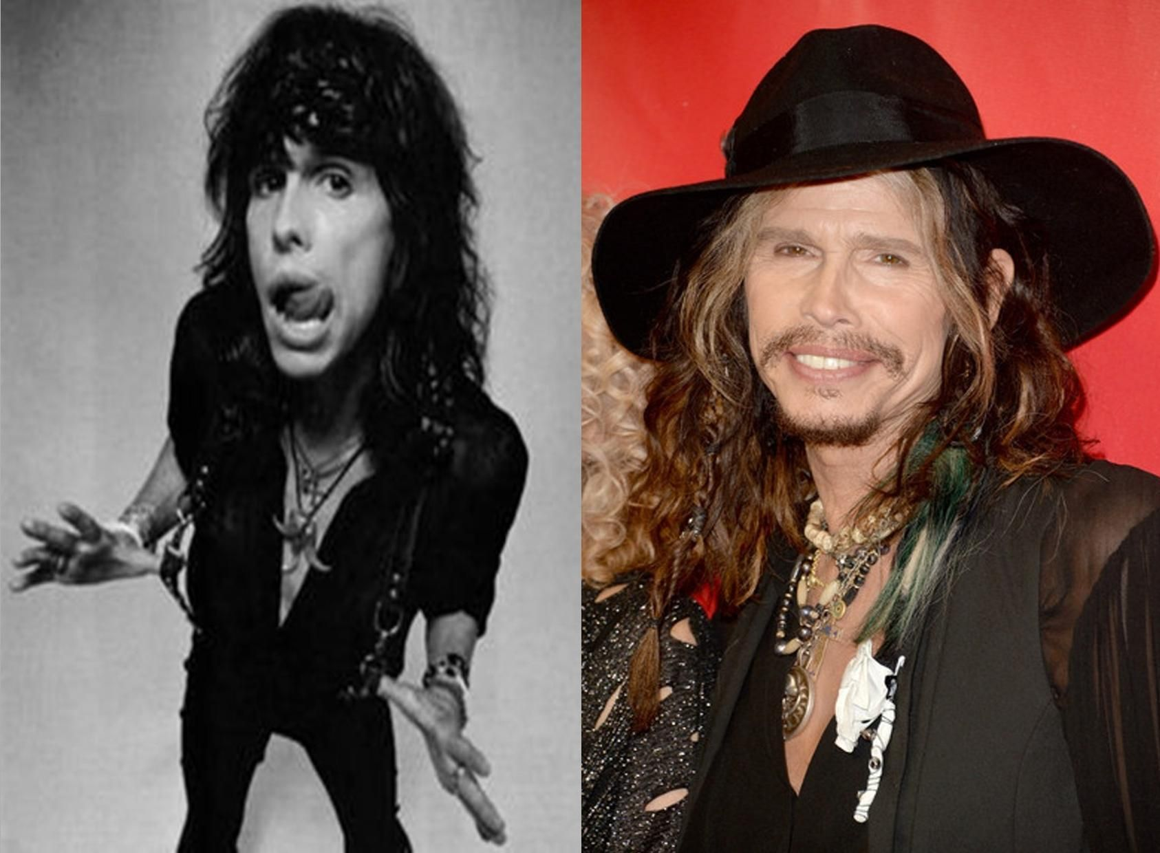 Happy 67th Birthday Steven Tyler Born Steven Victor Tallarico