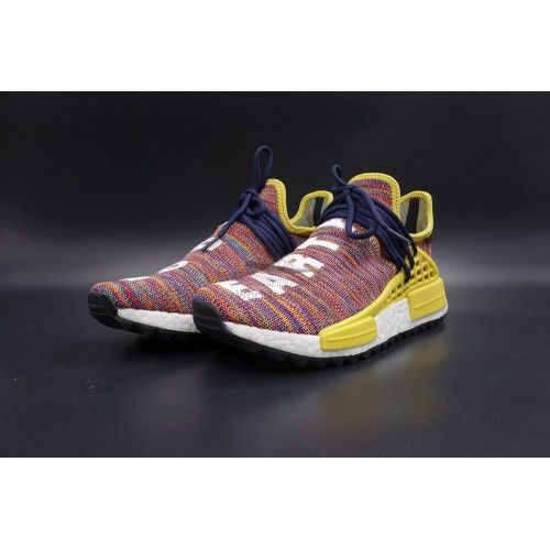 35802bf86 Pharrell Williams x NMD Human Race Multi Color Body Earth (New Updated)
