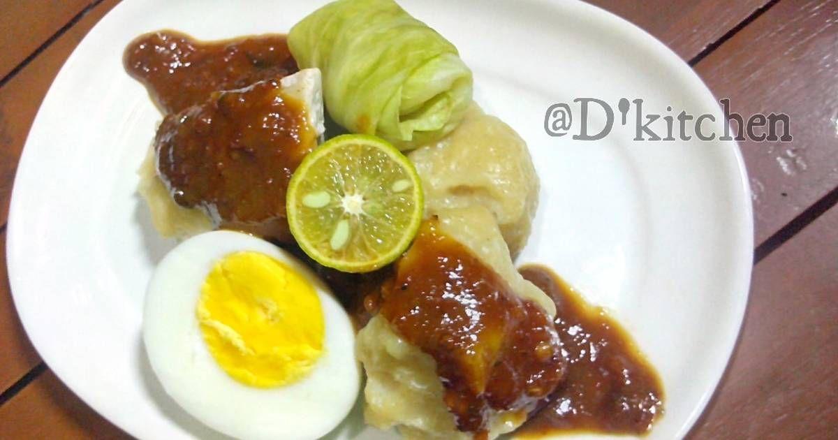 Resep Siomay Bandung Ikan Kakap Oleh Dinda Rizky Tan Resep Resep Masakan Indonesia Resep Makanan Dan Minuman