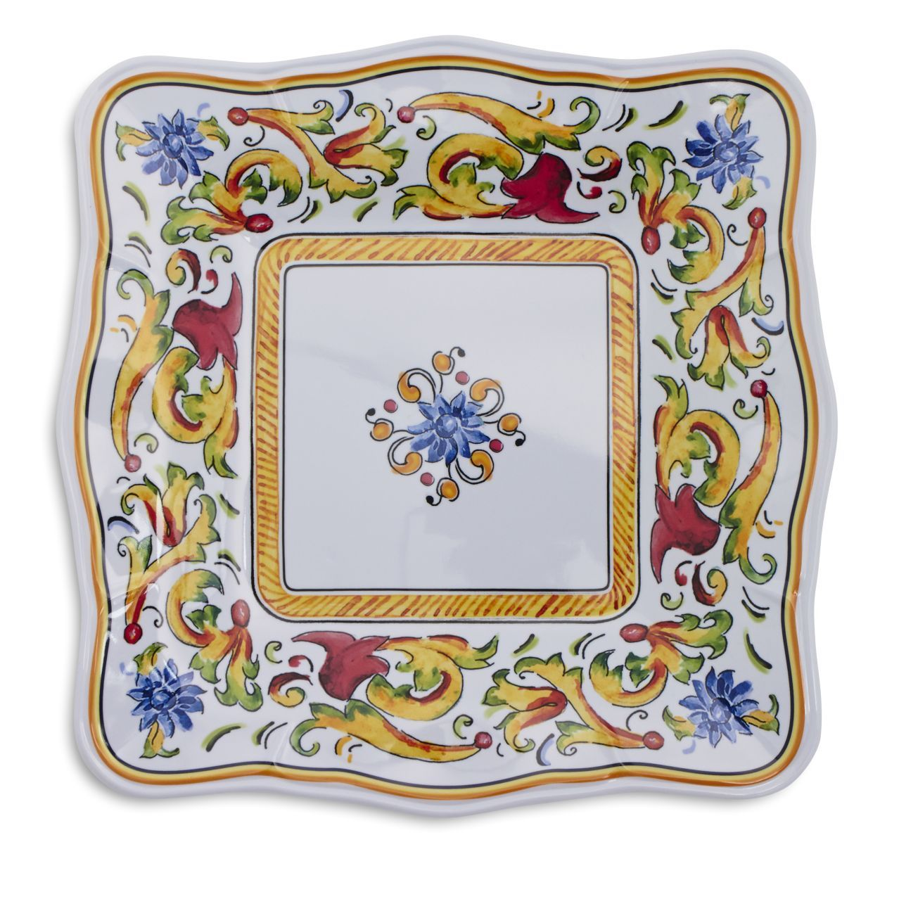 Add A Touch Of Italian Charm To Any Picnic, Barbecue Or Garden Party With  These Festive Floral Plates. Perfect For Outdoor Dining And Entertaining,  ...
