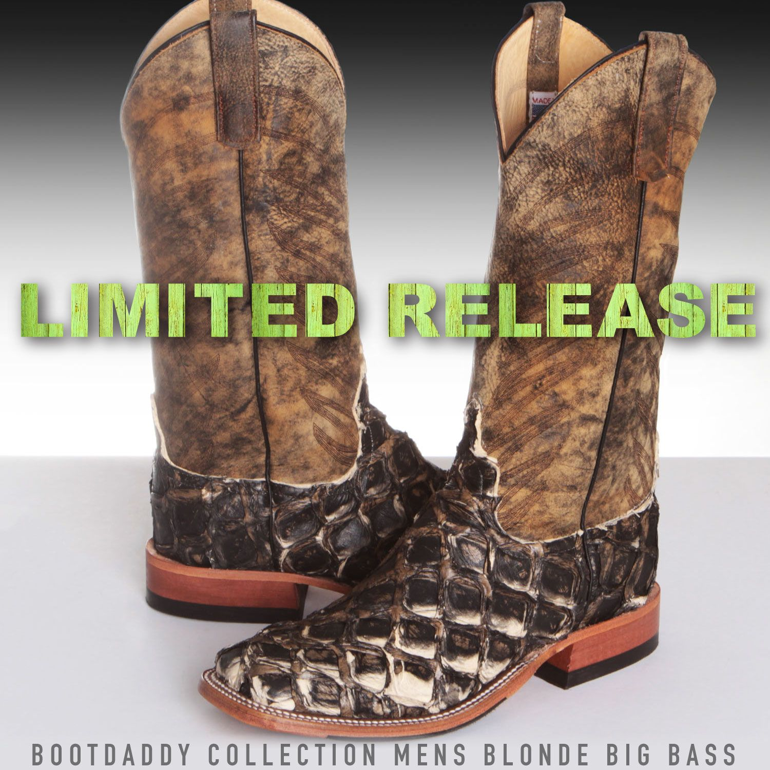 98b05a047b0 BootDaddy with Anderson Bean Mens Big Bass Cowboy Boots in 2019 ...
