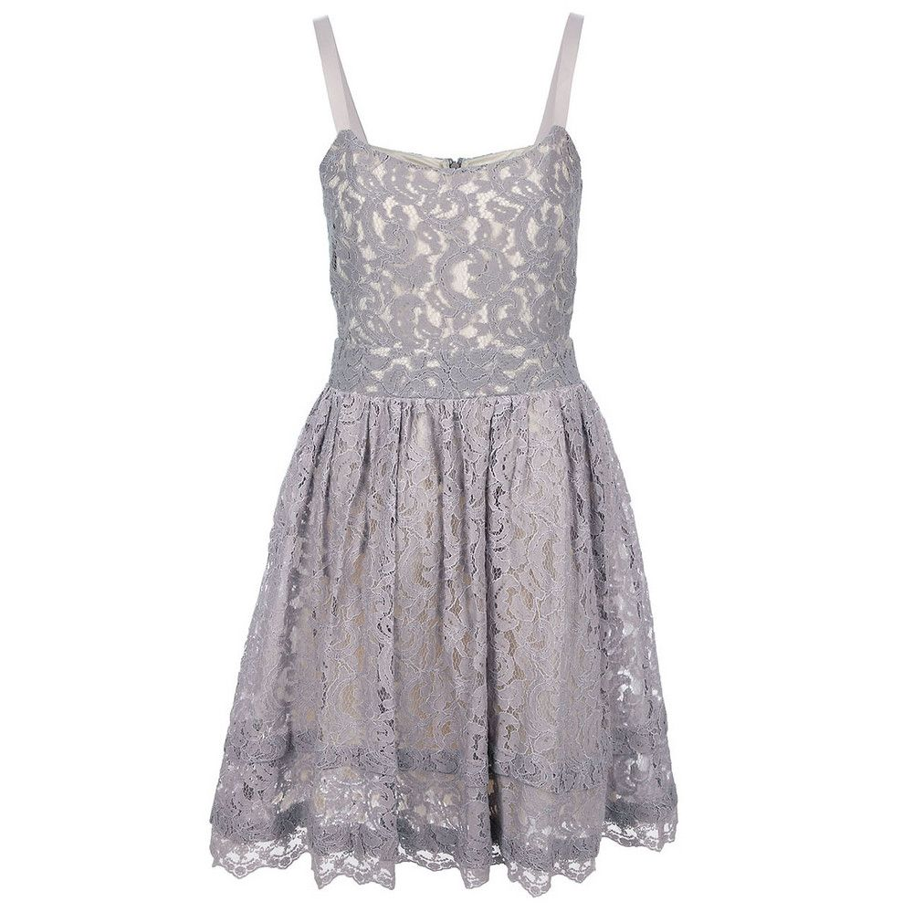 Black lace dress for summer wedding  pretty lace dress  My style  Pinterest  Temperley Alice and Lace