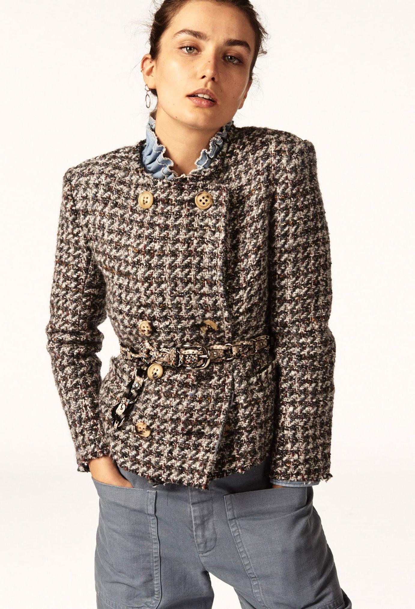 Des vestes pour femme ete 2018