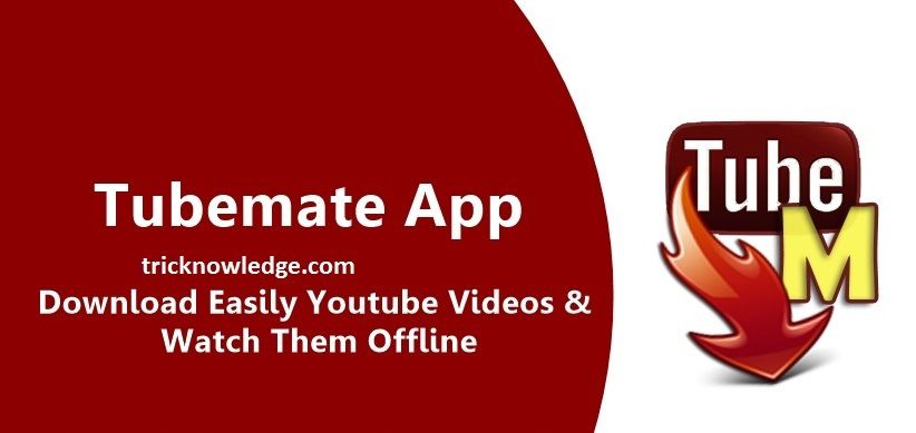 tubemate mod apk, It is a most popular video downloader app for