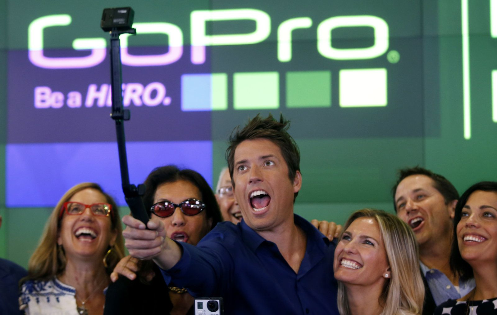 GoPro's Hero5 camera could pack GPS New shark, Gopro