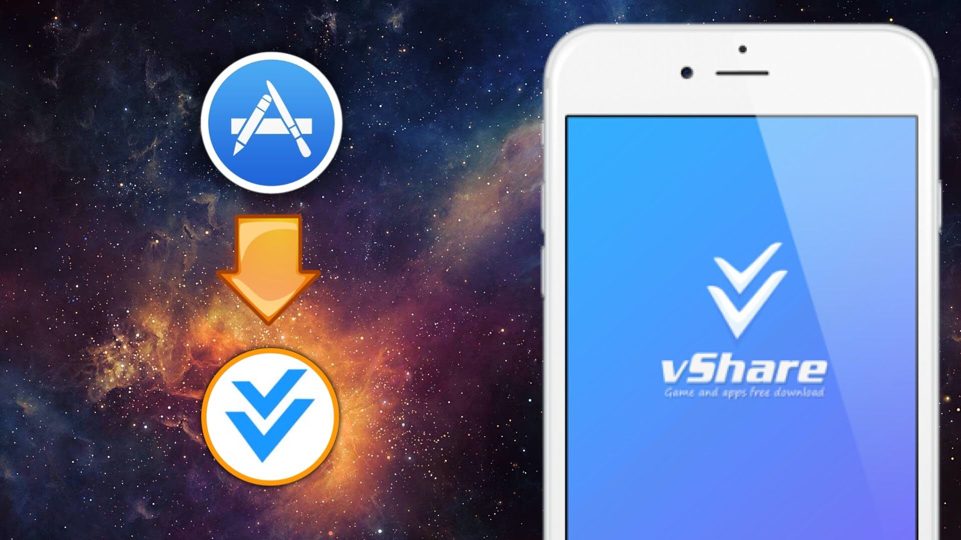 [NEW] vShare SE In App Store; Install Paid Apps & Hacked