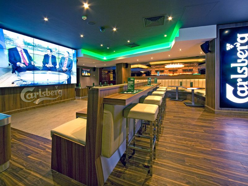 Carlsberg Sports Bar, 5-6 Leicester Square, WC2H 7NA #drinks
