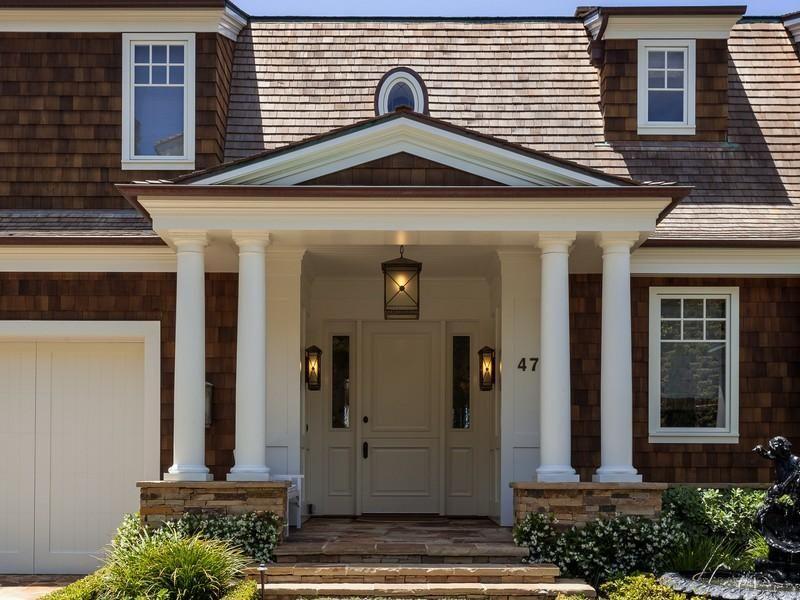 Dom V Kalifornii Front Door Design House Front Entrance Design