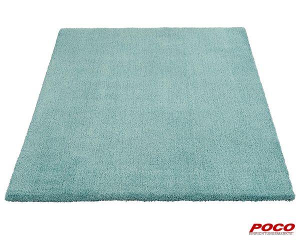 Teppich torino ca. 60 x 115 cm aqua aqua and boden