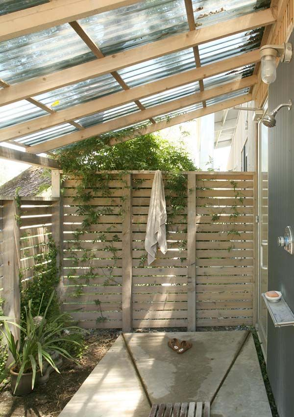 47 Awesome Outdoor Bathrooms Leaving You Feeling Refreshed Outdoor Bathroom Design Outdoor Baths Outdoor Bathrooms