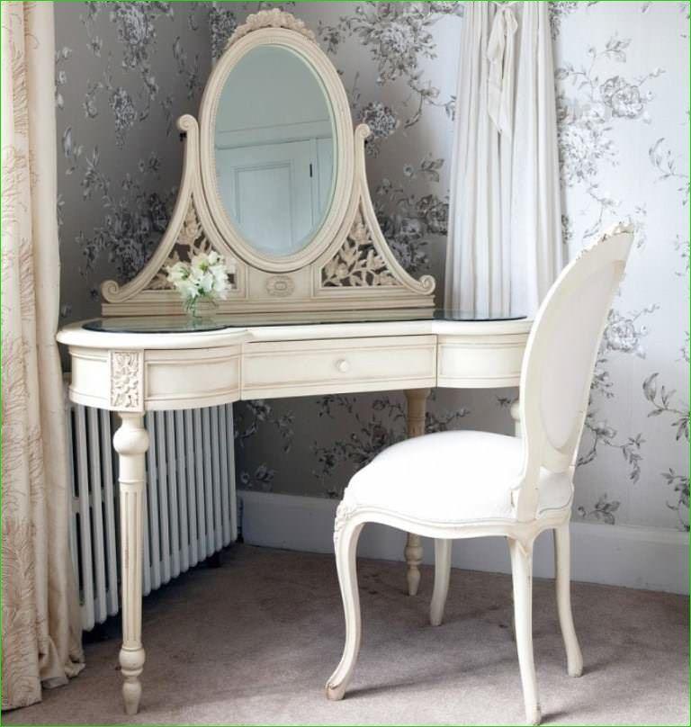 Diy Corner Makeup Vanity Table In 2020 Corner Dressing Table Corner Vanity Table Shabby Furniture