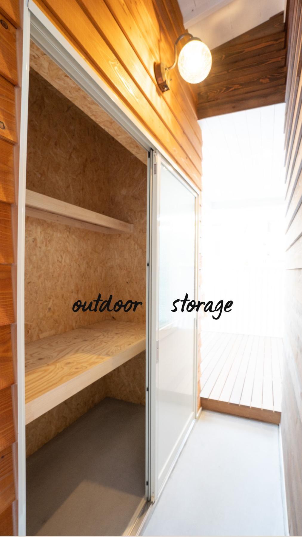 various storage