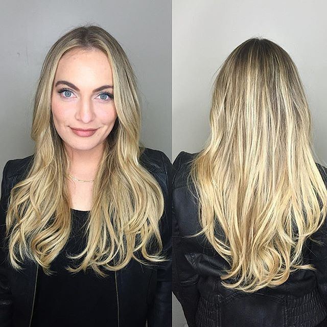 Agreed!  #Repost from @mallorymicheleh  Hair Envy. @styled.by.anna and I did @greatlengthsusa extensions on the beautiful @kalaleighwahl. How stunning does she look? Color by me#MalloryMicheleHair #kenpavessalon #kenpavessalonla #greatlengths #hairextentions #hair#Chic #glamour #LAHair by greatlengthsusa