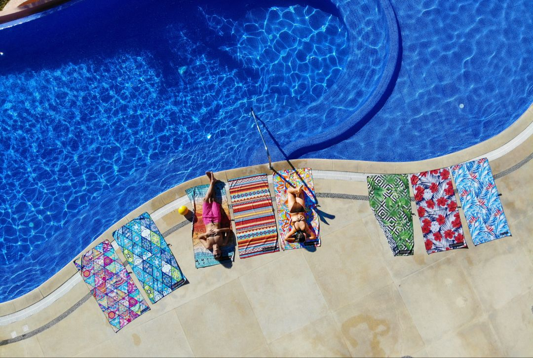 TOWELS ARE BACK IN STOCK 🎉 We know you've missed them, and the wait is over! Spruce up your beach days, pool time, showers, and gym hours with towels like you've never seen before.   #ECCOSOPHY #ECCOSOPHYTowel #beachtowel #quickdry #sandfree #travel #travelgear #travellightwithus #instock #backinstock #pooltime #beachday #workingout #showertime #microfiber