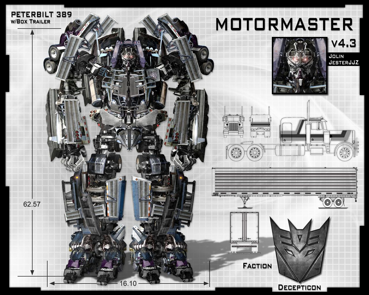 concept art of motormaster that maybe in the new transformers movie transformers age of. Black Bedroom Furniture Sets. Home Design Ideas