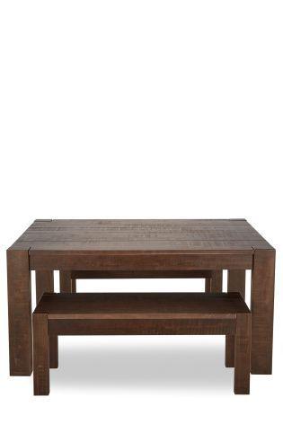 Dark Kendall Bench Set