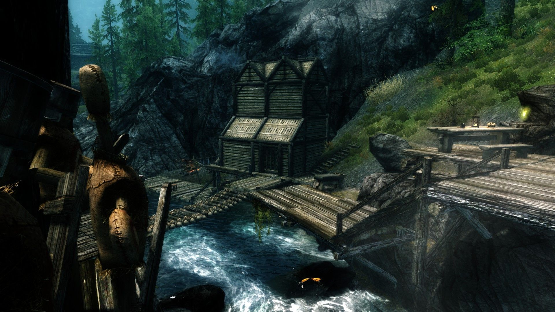 Build Your Own Home At Skyrim Nexus Skyrim Mods And Community House Layouts Build Your Own House Good House