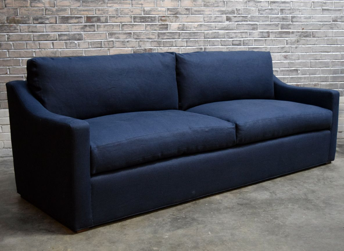Custom Handcrafted Nontoxic Sofa Made By Hand In Seattle Ecobalanza